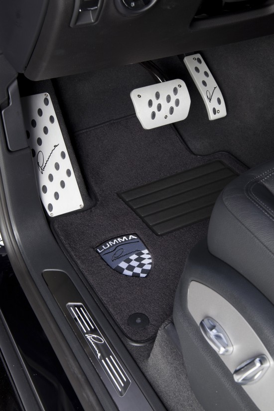 LUMMA Porsche Cayenne CLR 558 GT