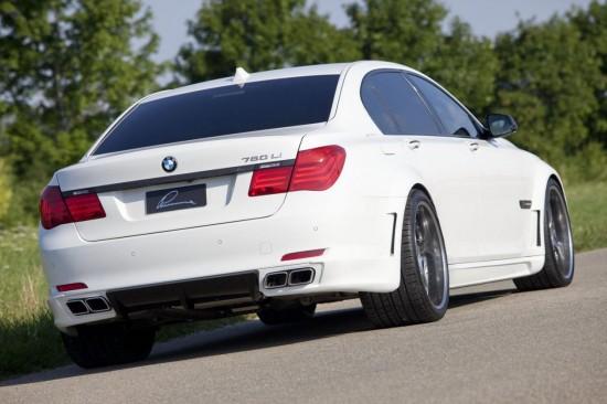 LUMMA Design BMW 7 Series F01