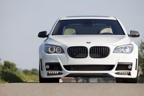 BMW 7 серии F01 уточненный LUMMA Design