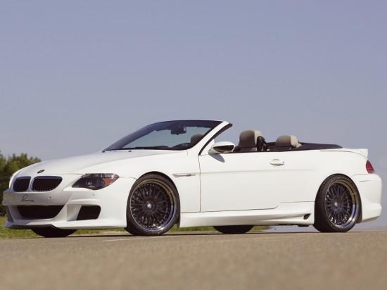 Lumma Design BMW CLR 600 S