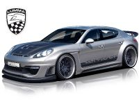 LUMMA Design Porsche Panamera CLR 700 GT, 1 of 3