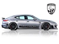 LUMMA Design Porsche Panamera CLR 700 GT, 3 of 3
