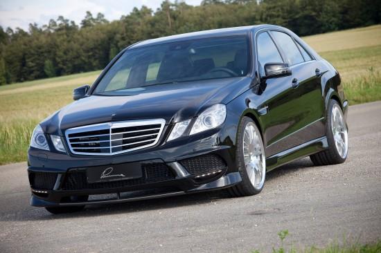 LUMMA Design Mercedes-Benz E 50 CLR