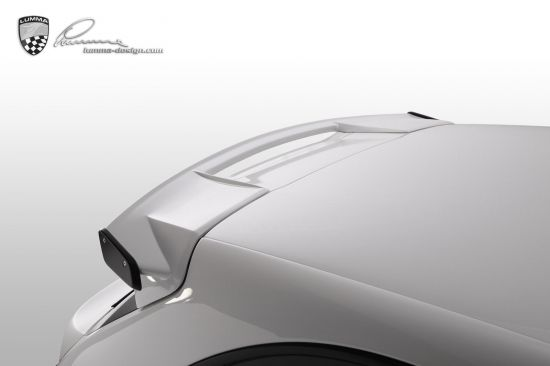 Lumma Design Porsche Cayenne S CLR 558 GT