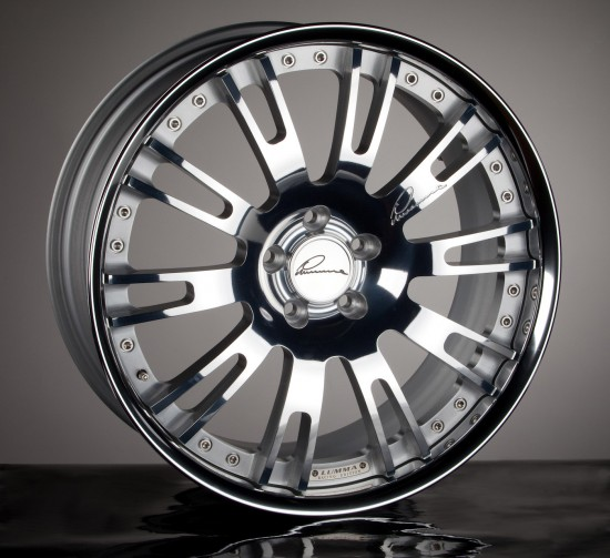 LUMMA Design Racing Edition wheel