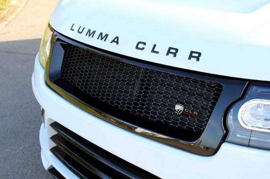 LUMMA Design Range Rover CLR R GT Evo
