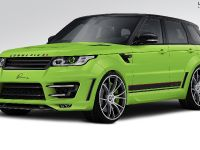 LUMMA Design Range Rover Sport CLR RS , 1 of 5