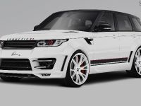 LUMMA Design Range Rover Sport CLR RS , 2 of 5