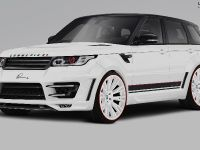 LUMMA Design Range Rover Sport CLR RS , 3 of 5
