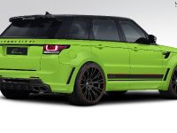 LUMMA Design Range Rover Sport CLR RS , 4 of 5
