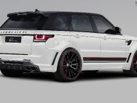 LUMMA Design Range Rover Sport CLR RS , 5 of 5