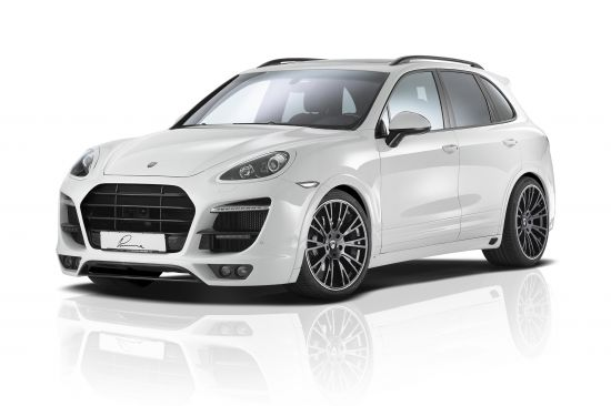 LUMMA Porsche Cayenne II GTS