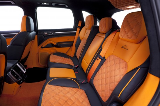 Lumma Porsche Cayenne S Hybrid