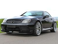 LUMMA Tuning Mercedes-Benz SLK R170, 2 of 12