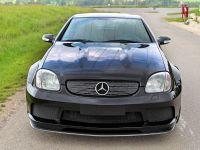 LUMMA Tuning Mercedes-Benz SLK R170, 4 of 12