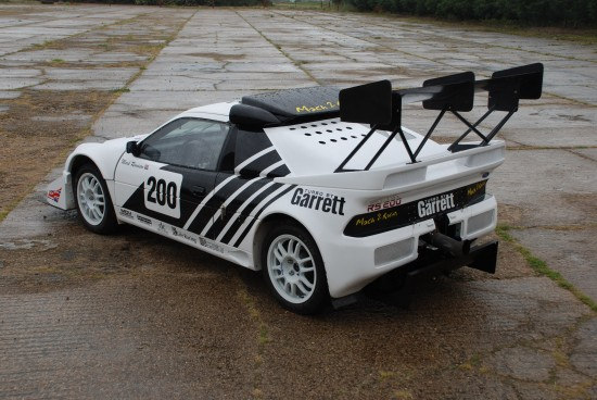 Mach 2 Racing Ford RS200