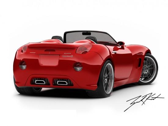Mallett V8 Solstice Pitbull