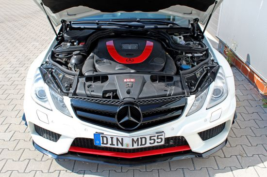 M&D Exclusive Cardesign Mercedes-Benz E500 Coupe