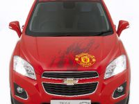 Manchester United Chevrolet Trax , 1 of 9