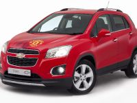 Manchester United Chevrolet Trax , 2 of 9