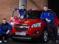 Manchester United Chevrolet Trax , 3 of 9