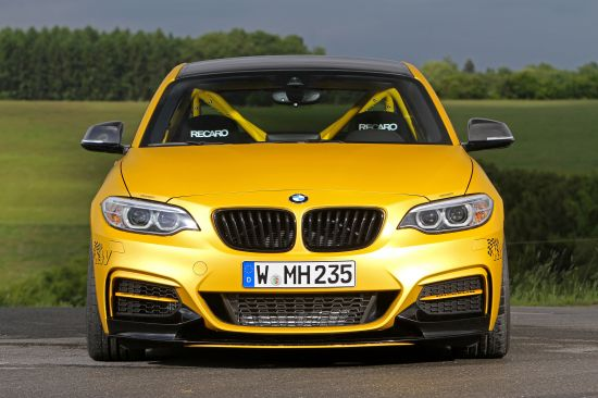 Manhart BMW M235i Coupe MH2 Clubsport