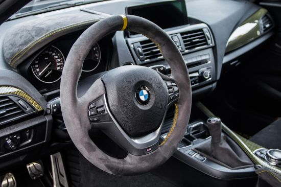 Manhart MH1 BMW 1-Series M135i