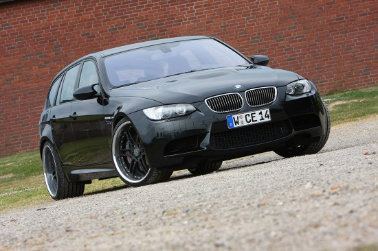 2009 Manhart Racing M3 Touring V10 picture - pic48306