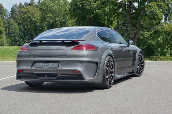 Mansory  Porsche Panamera Facelift