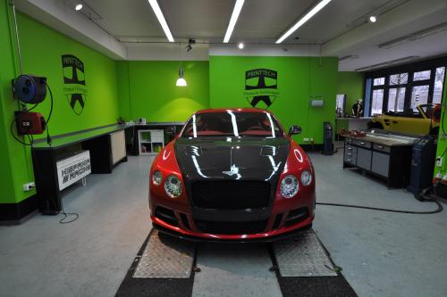 Mansory Bentley Continental GT by Print Tech - 80121