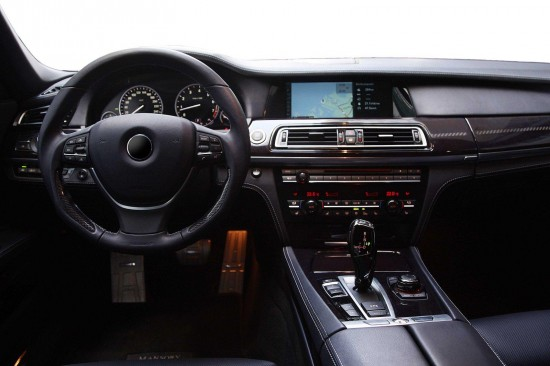Mansory BMW 7-Series F01