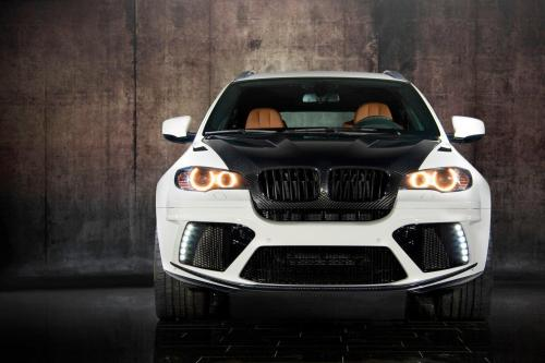Mansory BMW X6 M - Power over vision