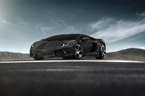 Mansory Карбонадо Lamborghini Aventador LP700-4