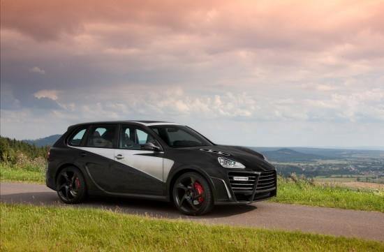 MANSORY Chopster Porsche Cayenne Limited Edition