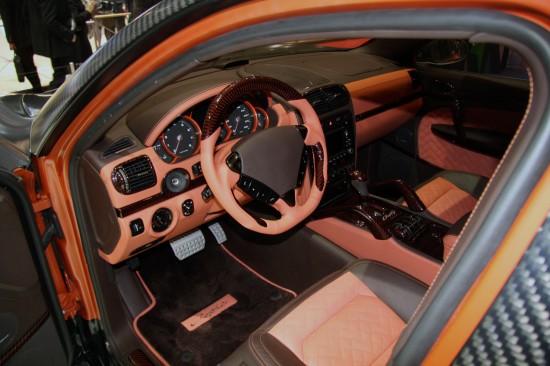 MANSORY Chopster Porsche Cayenne