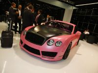 Mansory Bentley Continental GT Frankfurt 2009