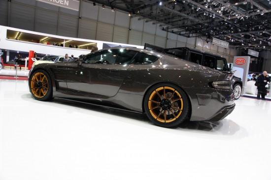 Mansory Cyrus Aston Martin DB9 Geneva