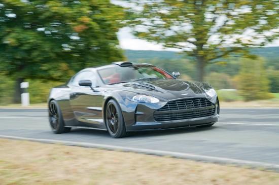 Mansory Cyrus Aston Martin DB9