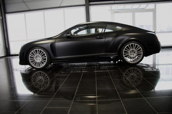 Mansory Bentley GT Speed