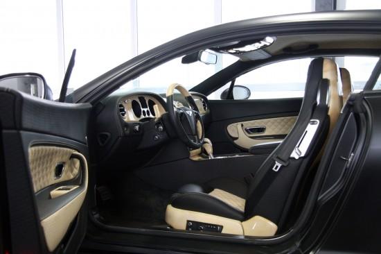 Mansory Bentley GT Speed