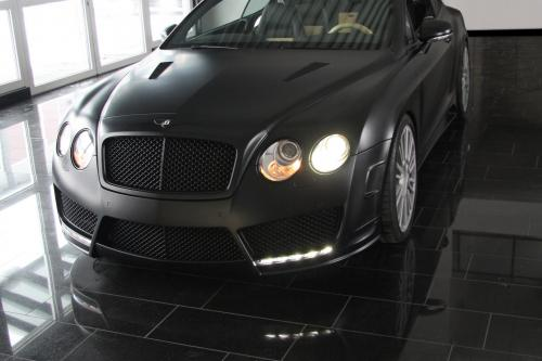 Bentley Continental GT Speed - MANSORY уточняет Английский суперкар