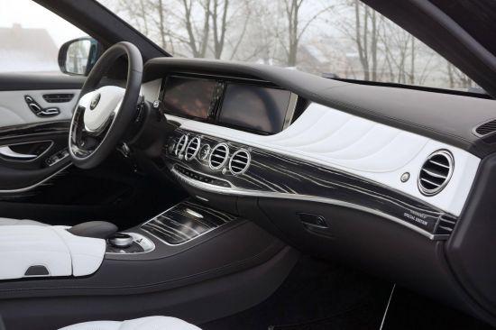 Mansory Mercedes-Benz S-Class AMG S63