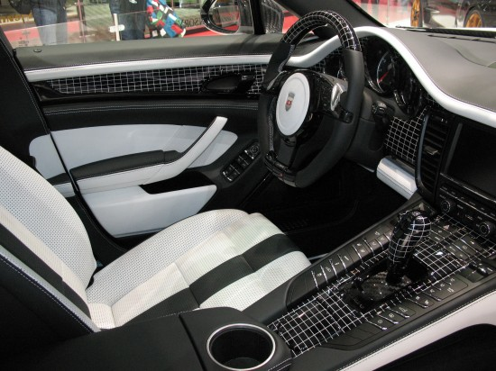 MANSORY Porsche Panamera Geneva