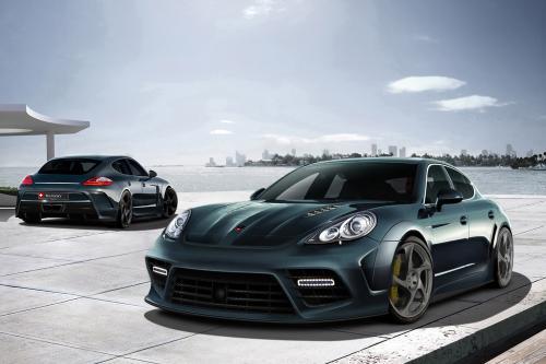 Porsche Panamera, Mansory