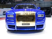 MANSORY Rolls Royce Ghost Geneva 2010, 1 of 3