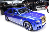 MANSORY Rolls Royce Ghost Geneva 2010, 2 of 3