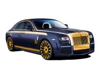 MANSORY Rolls Royce Ghost, 3 of 4