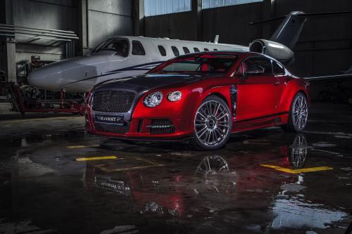 Mansory Sanguis на основе Bentley Continental GT
