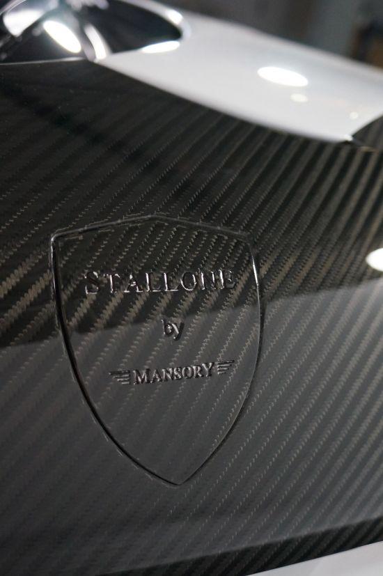 Mansory Stallone Ferrari F12