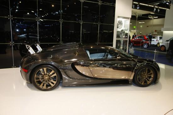 Mansory Bugatti Veyron Frankfurt